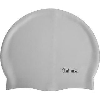 CHILLIEZ Badekappe Silikon einfarbig
