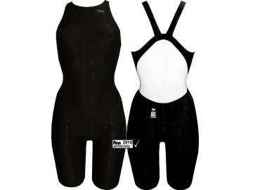 Chilliez Wettkampf Schwimmanzug Kneeskin Sharkskin schwarz