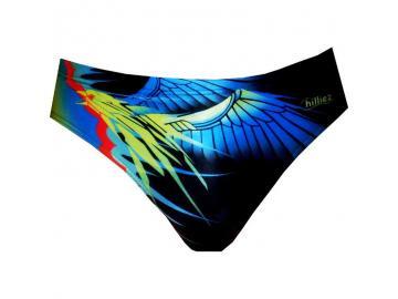 Chilliez kurze Badehose EAGLE blue