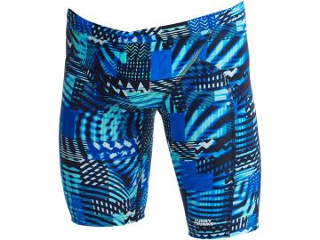 Funky Trunks Jammer Jungen Electric Nights Badehose