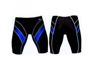 Yingfa Wettkampf Jammer Competition schwarz/blau, blaue Naht