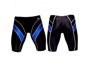 Yingfa Wettkampf Jammer Competition schwarz/blau, weiße Naht